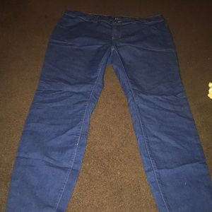 Forever 21 size 16 jeans skinny